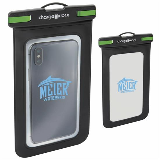 Picture of Chargeworx® Waterproof Smartphone Sleeve