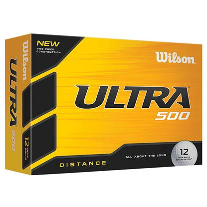 Picture of Wilson® Ultra 500 Distance Golf Ball Std Serv