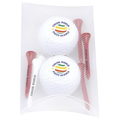 Picture of 2 Ball Pillow Pack - Wilson® Ultra 500