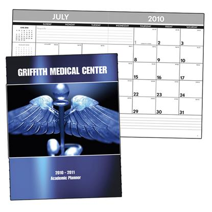 Picture of Custom 14-Month Planner, Stapled