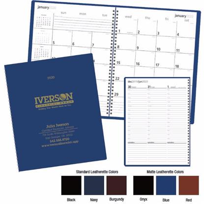 Picture of Monthly & Weekly Planner