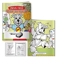 Picture of Coloring Book: Drug Free is the Way for Me