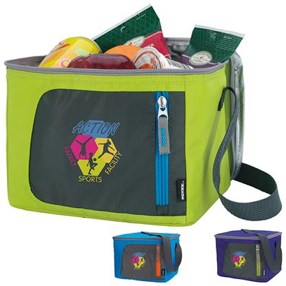 Picture of KOOZIE® Sporty Six-Pack Kooler