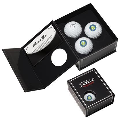 Picture of Titleist® ProV1® 3-Ball Appreciation Box