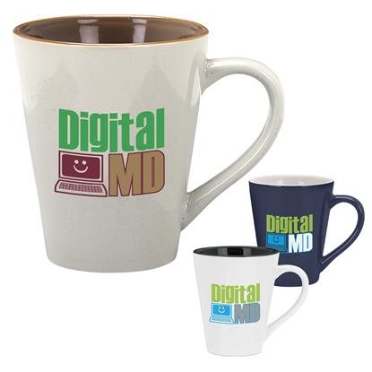 Picture of Designer Two-Tone Mug - 14 oz.