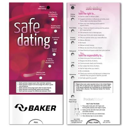 Picture of Pocket Slider: Safe Dating