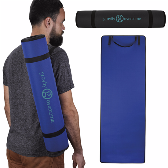 Picture of Yoga Mat with Shoulder Strap