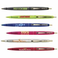 Picture of BIC® Clear Clics® Gold Pen
