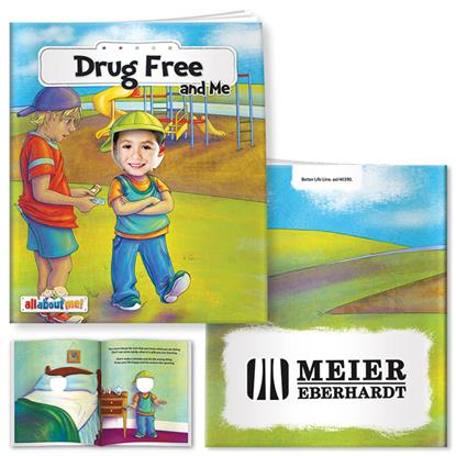 Picture of All About Me Book: Drug Free and Me
