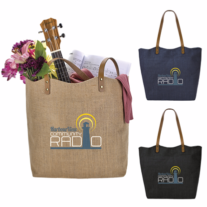 Picture of Soho Jute Tote
