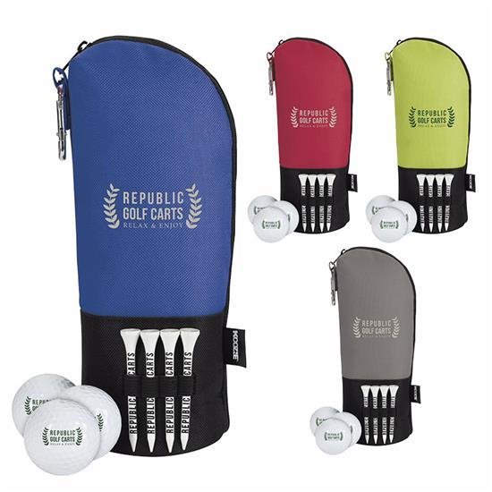 Picture of Koozie® Mantra Golf Kit- Titleist® TruFeel