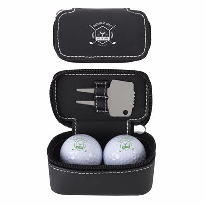 Picture of 2-in-1 Golf Gift Kit - Titleist® TruFeel