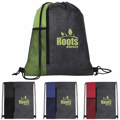 Picture of Non-Woven Vertical Drawstring