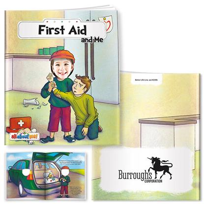 Picture of All About Me Book: First Aid and Me