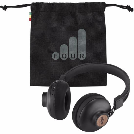 Picture of Marley Positive Vibrations Bluetooth® Headphones