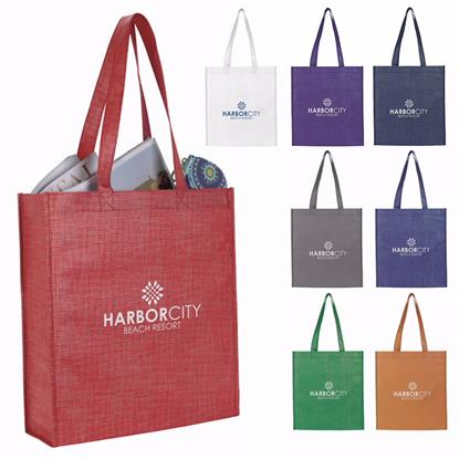 Picture of Non-Woven Shimmer Tote