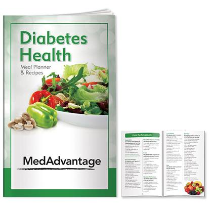 Picture of Better Book: Diabetes Health: Meal Planner/Recipes