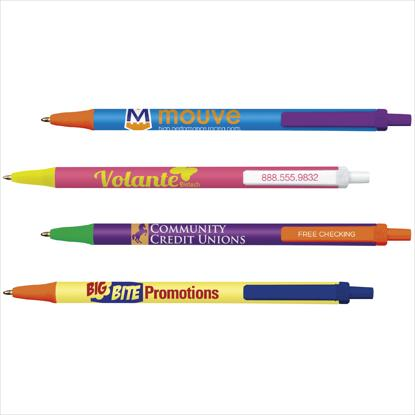 Picture of BIC® Clic Stic® ColorMax™ Pen