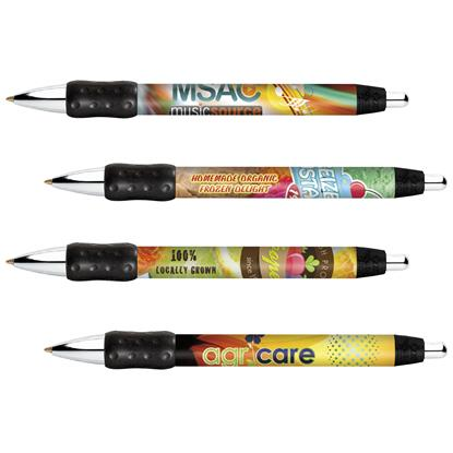 Picture of BIC® Digital WideBody® Chrome Grip Pen