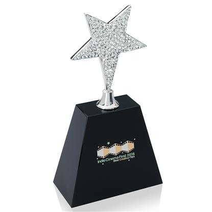 Picture of Rhinestone Star Award - Small