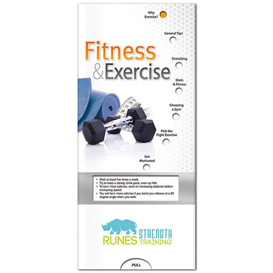 Picture of Pocket Slider: Fitness & Exercise