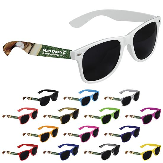 Picture of Cool Vibes Dark Lenses Sunglasses - Full Color