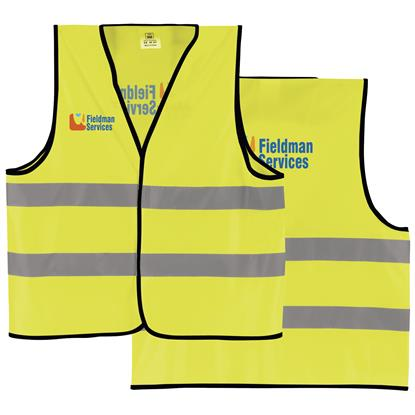 Picture of Reflective Safety Vest