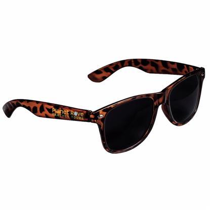 Picture of Cool Vibes Dark Lenses Sunglasses - Tortoise