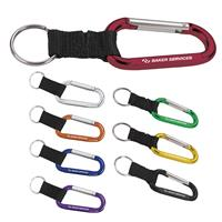Picture of Anodized Carabiner 8mm
