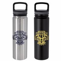 Picture of Vacuum Insulated Bottle with Carabiner Lid—26 oz.