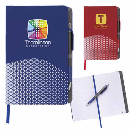Picture of Souvenir® Journal with Motive pen