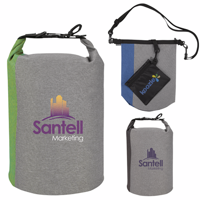Picture of Koozie® Two-Tone Dry Bag 5L