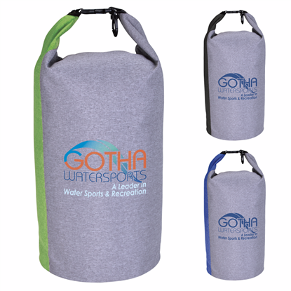 Picture of Koozie® Two-Tone 10L Dry Bag