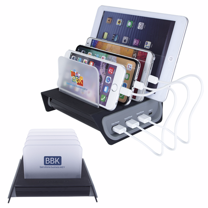 Picture of Naztech® Power Hub 4 Charging Station