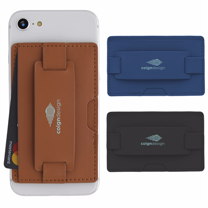 Picture of Luxury RFID Wallet and Phone Holder