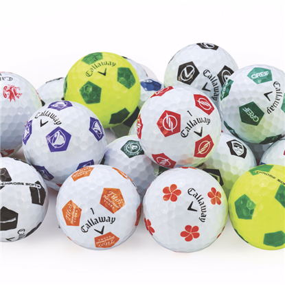 Picture of Callaway® Chrome Soft Truvis  Std Serv