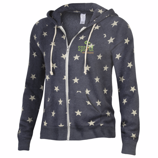 Picture of Alternative® Adrian Stars Hoodie