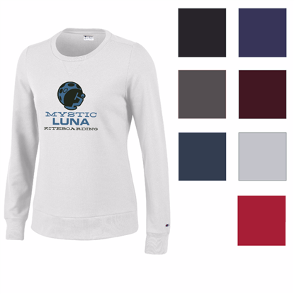 Picture of Champion Eco® Women's University Fleece Crew