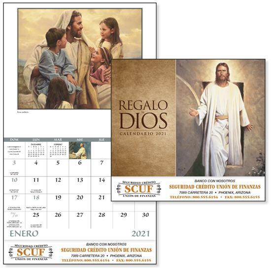 BIC Graphic. Regalo de Dios   Stapled