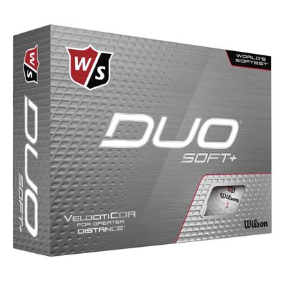Picture of Wilson® Duo Soft Plus Std Serv