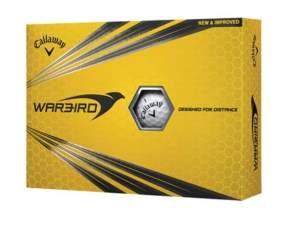 Picture of Callaway® Warbird® Golf Ball Std Serv