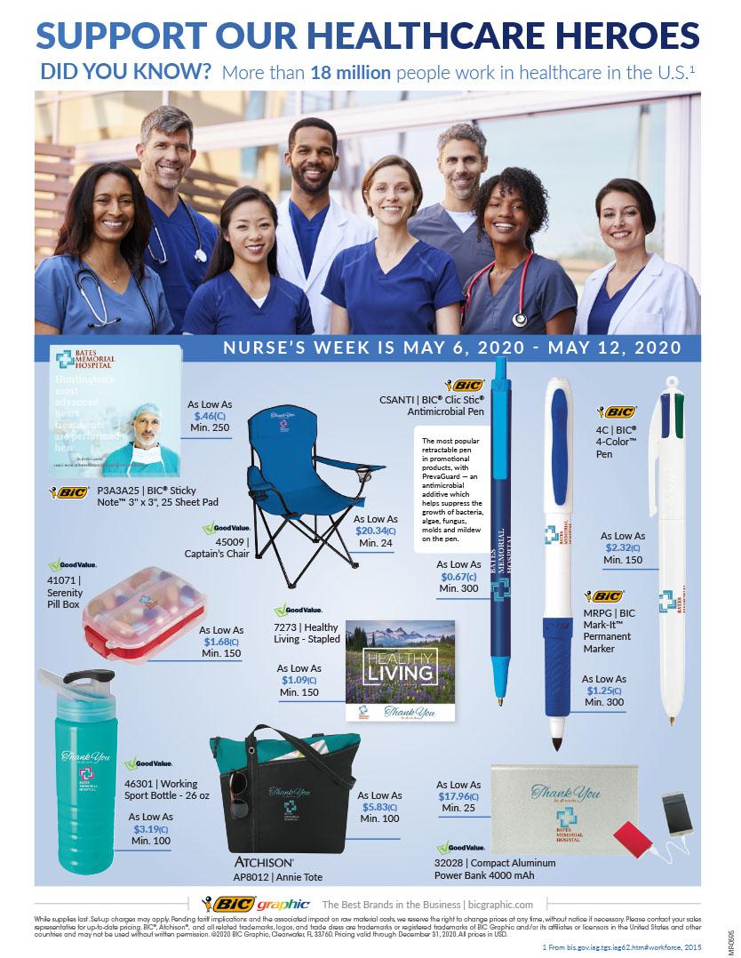 Healthcare Nurses Week
