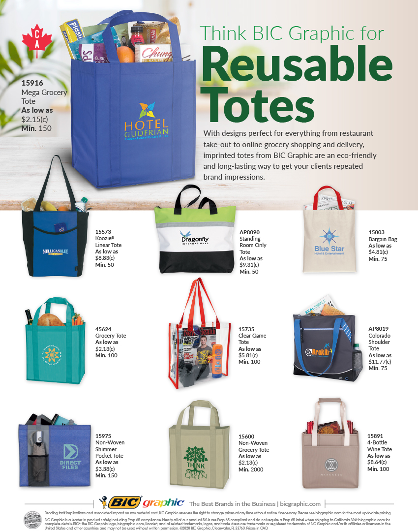 Reusable Totes