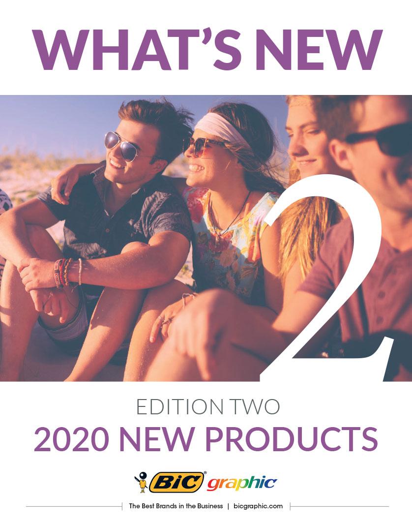 New Catalog 2020